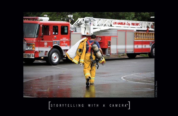 the life of a fire fighter Imagine being a firefighter charging through a burning building you can't see  your colleagues through the thick smoke and if you get injured,.